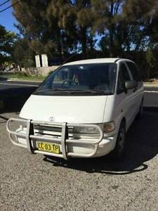 Toyota Tarago Series 10 For Sale - Sydney. Call  Woolloomooloo Inner Sydney Preview