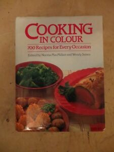 Cooking in Colour Book