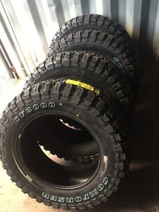 MUD TIRES LT 35x12.5x20 for 20 inch Rims 35inch Tall NEW