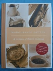 A CENTURY OF BRITISH COOKING by Marguerite Patten