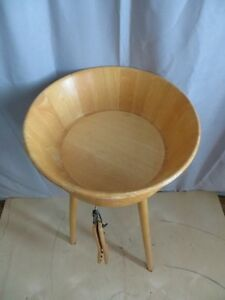 Wooden Salad Bowl with Stand London Ontario image 3