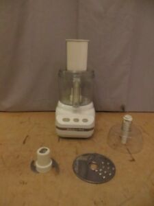KitchenAid 5-Cup Food Processor White
