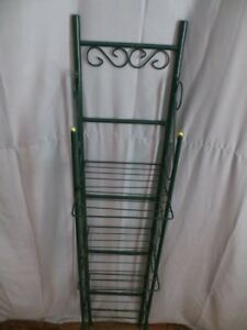 Foldable Metal shelves London Ontario image 2