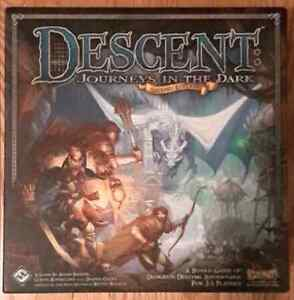 Descent: Journey in the Dark, Second Edition Board Game