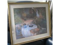 Picture in Gilt Frame