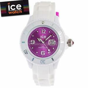 wei e ice watch armbanduhren ebay. Black Bedroom Furniture Sets. Home Design Ideas