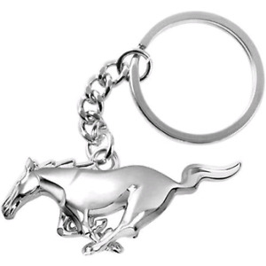 Ford Mustang Keychain-Double Sided/3D
