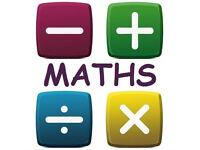 Mathematics 1-2-1 Tuition SATs - GCSEs
