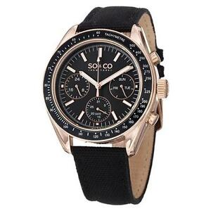 So & Co New York Monticello Men's Sports Watch