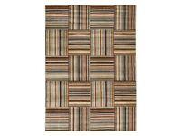 Nourtex Mondrian Block Stripe Rug 226x160cm