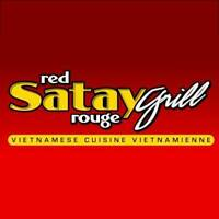 Red Satay Rouge Grill - Waiter Moncton & Dieppe location