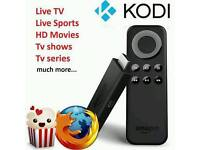 Fully loaded kodi and service also provided