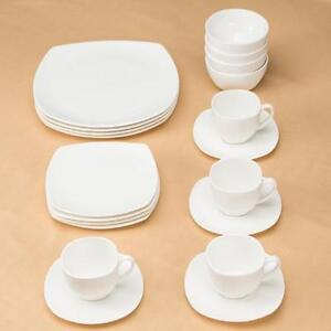 20 Pc Bone China Sets- Why Buy Used When You Can Buy New
