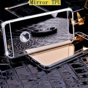 IPHONE 6/6S/6PLUS/6S PLUS TPU MIRROR LUXURY CASE $10