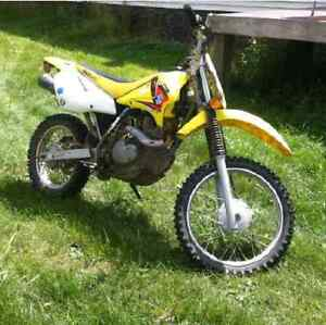 REDUCED DRZ-125