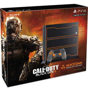 Black Ops 3 Collectors Limited 1TB PS4 Console w/ Game