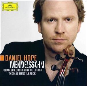 Mendelssohn Violin Concerto, Octet, Hexenlied, Suleika, Auf Fl geln Des Ges ng - $5.88