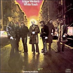 Edgar Winter-Edgar Winter's White Trash (CD AS NEW played no more than 10 times)