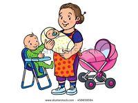 After School Nanny in Edgware (Female)