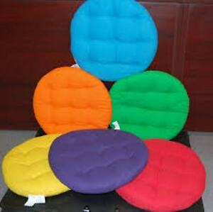 12 Reading Corner Cushions in excellent condition