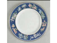 WANTED- Wedgewood Blue Siam dinner service