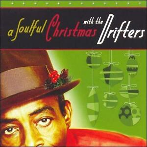 A-Soulful-Christmas-with-the-Drifters-by-Drifters-CD-Christmas-Holiday-Music