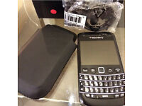 Blackberry Bold on O2, almost new