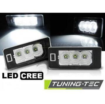 LED Kentekenverlichting Audi