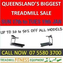 QUEENSLAND BIGGEST TREADMILL SALE - NOW ON Helensvale Gold Coast North Preview