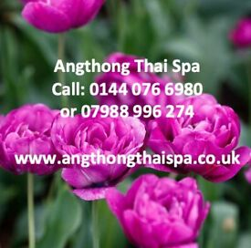 Angthong Thai Spa-Haverhill Cambridge - Call to book your appointment