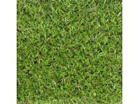 Brand new realistic artificial grass 6m by 4m