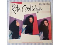 "Rita Coolidge 'The Very Best Of Rita Coolidge' 12"" VINYL LP, £5 ONO"