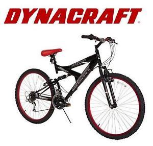 "NEW* DYNACRAFT MEN'S 26"" BIKE MOUNTAIN BICYCLE 21 SPEED 111208798"