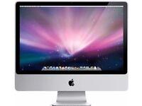 I-Mac 20 inch (OS 10.6.8, 2.4 GHz Intel Core 2 Duo, 2gb DDR2 Ram)