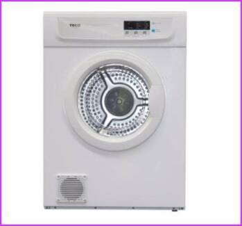 New Clothes Dryer 7 Kilo. Two Year Warranty. Rent Keep Option.