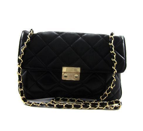 Black designer inspired handbag ebay for Replica design