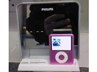 pink , apple ipod 8gb ,,,a1236