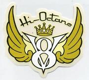 Octane Sticker