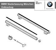 BMW E36 Dachträger
