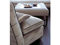 LUXURY FABRIC – 2m, Suitable For Upholstery or Soft Furnishings.