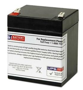 DSC Security System Replacement Battery