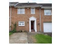 3 Bedrooms, 2 Receptions House. 5 minutes walk to Chislehurst Train Station