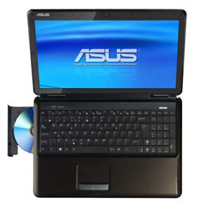 ASUS K50IJ C2D 2.1GHZ 4GB 500GB webcam WIN7 149$