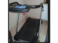 006 power runner motorized treadmill