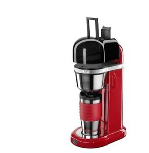 KitchenAid® Personal Brewer Coffee Maker in Empire Red