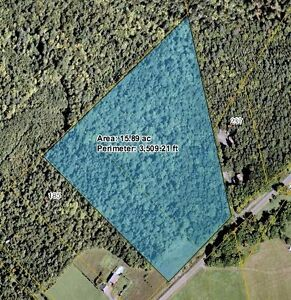 Build Your Dream Home With Great View Of St John River Valley