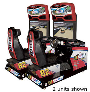 NASCAR GLOBAL VR  PRO RACING ARCADE GAMES
