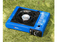 NEW PORTABLE CAMPING GAS STOVE