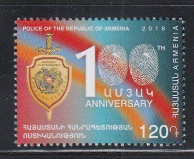ARMENIA Police of the Republic of Armenia MNH stamp