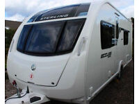 NON SMOKER 2015 STERLING ECCLES 584 sport Hi Style Overview